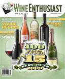 Wine Enthusiast, November 2009