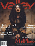 Valley Magazine, April 2007
